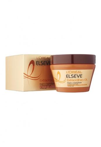 L'Oréal Paris L'Oreal Paris Elseve Extraordinary Oil Balm Hair Mask 250ml 4843CBEA35831AGS_1