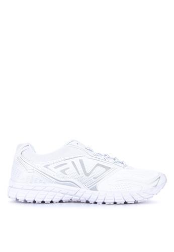 Fila white Prime Ms Running Shoes CC84ASHA33BBAFGS_1