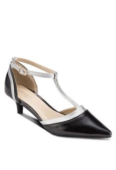 Rena T-Strap Heels