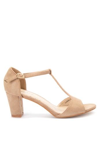 488bf96c2993 Shop Matthews Florence Heeled Sandals Online on ZALORA Philippines
