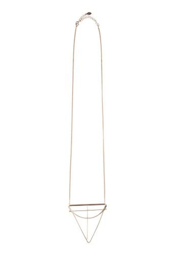 aldo 評價Istia 幾何墜飾項鍊, 飾品配件, 項鍊