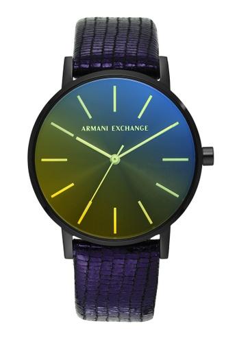 Armani Exchange blue Watch AX5576 6A851AC8433175GS_1