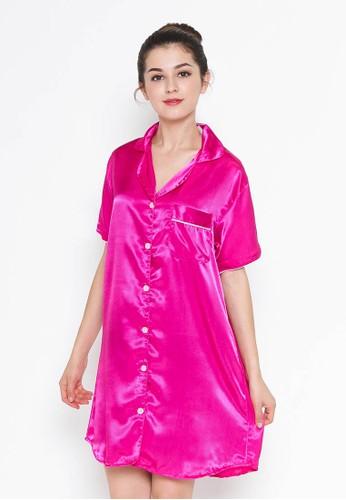 Pajamalovers Denna Pink