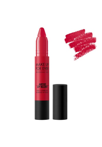 MAKE UP FOR EVER red ARTIST LIP BLUSH - Blurring Lip Color 2,5G #400 ASIA FB70FBEDA0B2A2GS_1