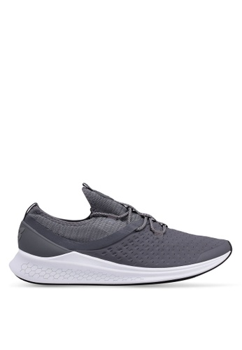 New Balance grey Lazr Future Sport Hypo Skin Shoes D1E00SH4C8BF4BGS_1