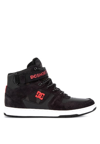 DC black Pensford Se Sneakers AEA65SH881E198GS_1