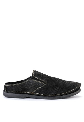 CARVIL black and multi Carvil Sepatu Casual Dress Men Wolf Black C956CSH5F17E8EGS_1