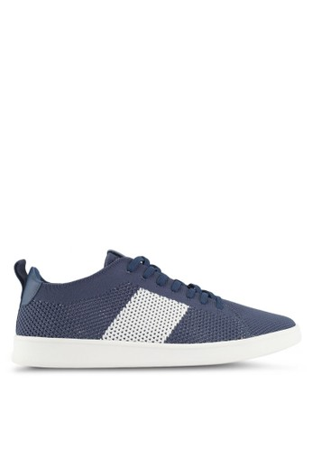 ALDO multi and navy Nedeleg Sneakers 317F9SH9CA640BGS_1
