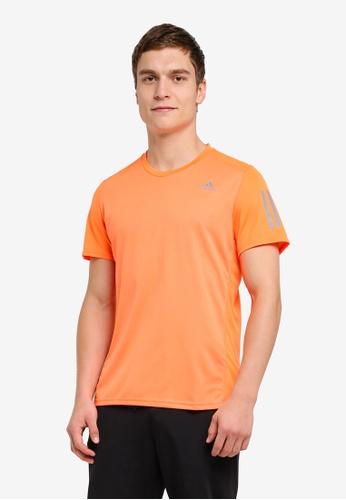 adidas orange adidas response tee m AD372AA0SHYKMY_1