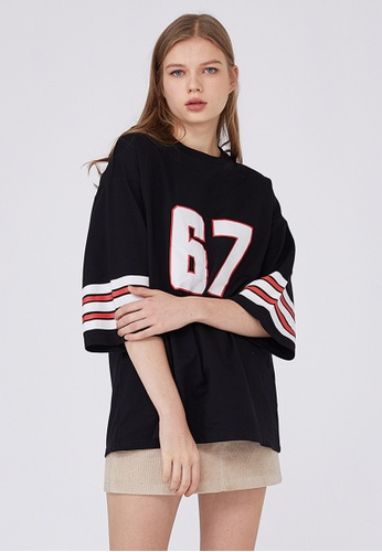 Twenty Eight Shoes Oversize Printed T-Shirts HH8130 DFB6CAAEE75438GS_1
