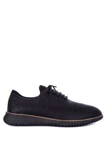 Alberto black Comfort Sneakers A0614SHBDBF997GS_1
