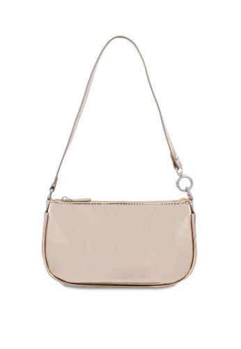 VINCCI gold Shoulder Bag A2E91AC0490B48GS_1