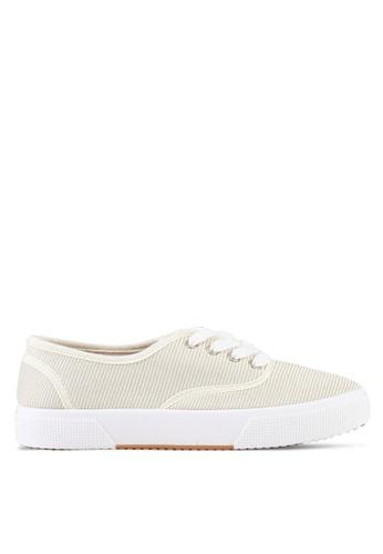 Rubi gold Ellis Plimsolls Sneakers 46497SHCE3B586GS_1
