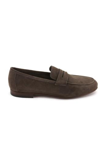 Bata Bata Men Dress Shoes - Taupe 8364395 1C571SH6BF1964GS_1