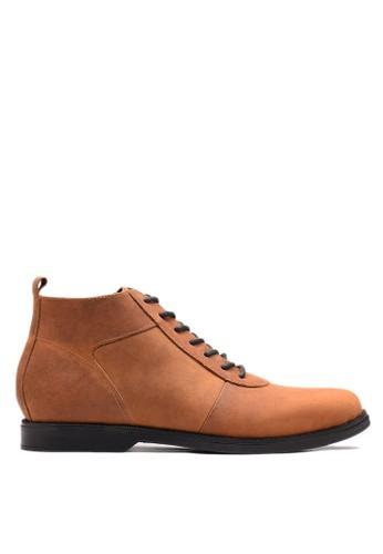 Brodo brown BRODO - Sepatu Pria Ventura E+ Parang Jati Vintage Brown  BS 5DEBDSH49A69A8GS_1