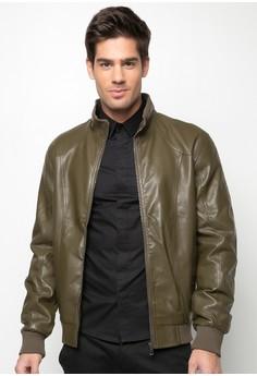 Glade Leather Jacket
