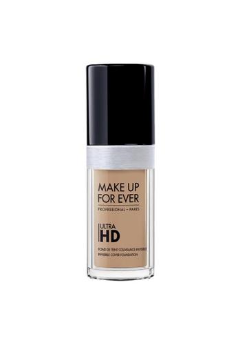 MAKE UP FOR EVER beige ULTRA HD FOUNDATION - Fluid Foundation 30ML Y255 34ED2BECB74AC5GS_1