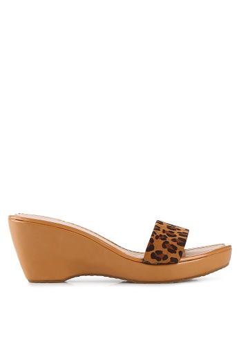 Mandy's brown Alandra Camel Sandals MA947SH38DZHID_1