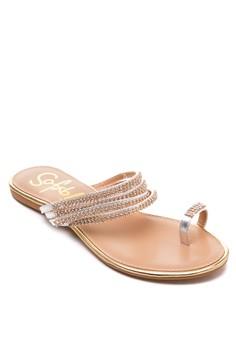 New Ark Flat Sandals
