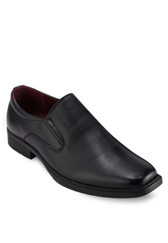 方頭商務懶人皮鞋esprit 品牌, 鞋, 鞋