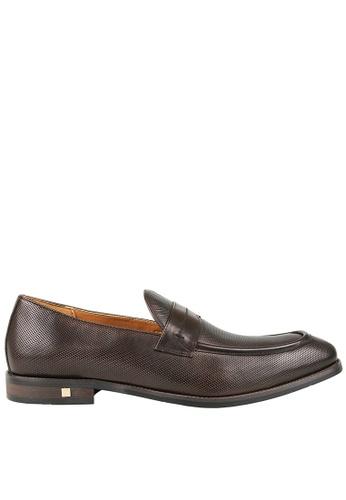 Tomaz brown Tomaz F209 Saddle Loafers (Coffee) 02598SHF1FC49CGS_1