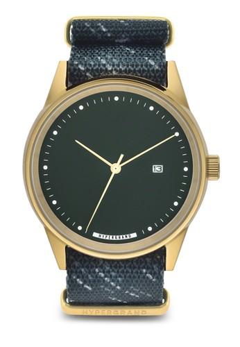 Maverick Blackmill 圓esprit tote bag框印花手錶, 錶類, 其它錶帶