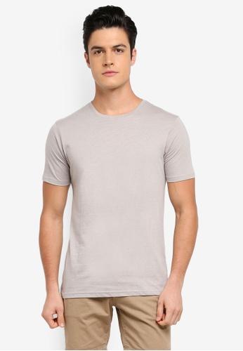 Factorie 多色 休閒短袖素色T恤 71E57AA506FA12GS_1