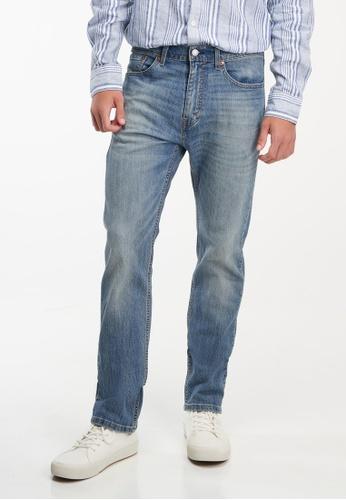 LEVI'S blue Levi's® Men's 505™ Regular Jeans 00505-2192 03802AA2EED220GS_1