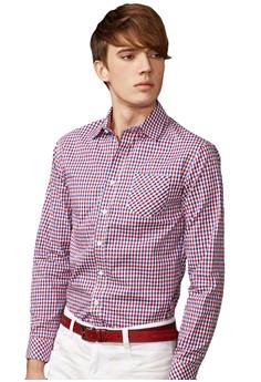 Plaid Colors Festival Shirt