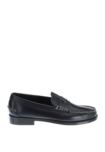 Sebago black Legacy Penny Dress Casual Shoes SE328SH0IW4CPH_1