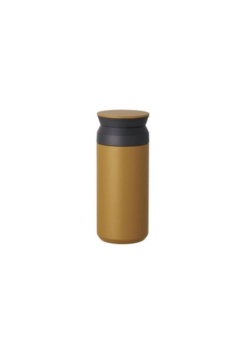 KINTO brown Kinto Insulated Travel Tumbler Water Bottle 350ML Coyote 11479ACE979EBAGS_1