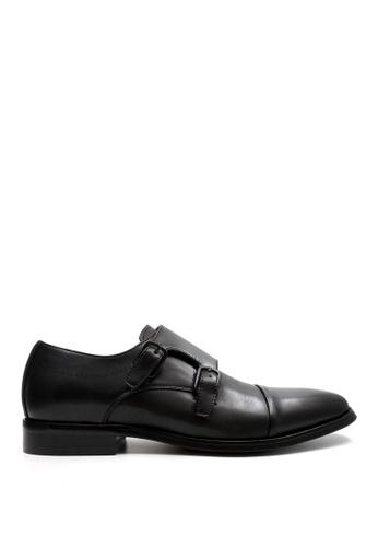 Kenneth Cole New York black DESIGN 20484 - Monk Strap Loafer 801D5SH16C9F53GS_1