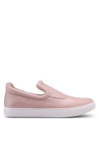 Kenneth Cole pink KCNY Kenmare Sneakers 756C9SHA185D6FGS_1