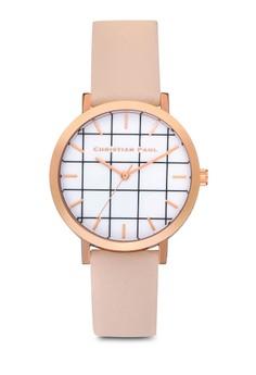 Bondi 35mm 格紋手錶
