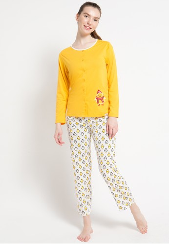 PUPPY yellow Print Hipster Pinguin PU643AA12EPRID_1