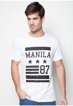 Manila 87 Tee