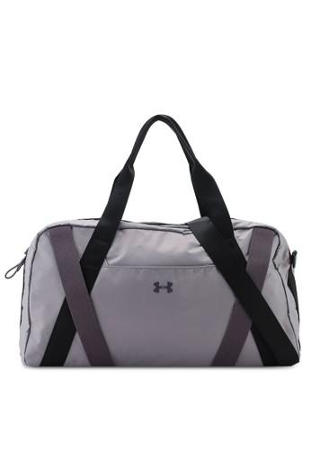 Under Armour grey Essentials 2.0 Duffle Bag B6091AC84717CBGS_1
