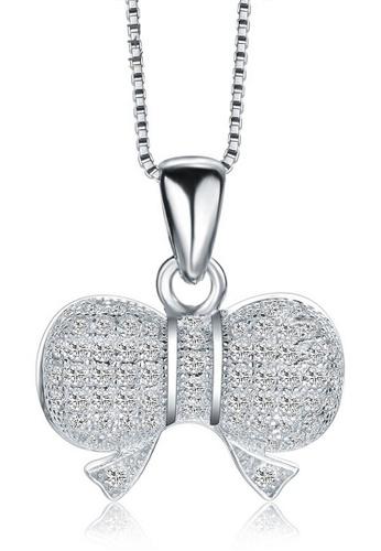 LYCKA silver LPP88116 S925 Silver Necklace 1DAE2AC8270E01GS_1