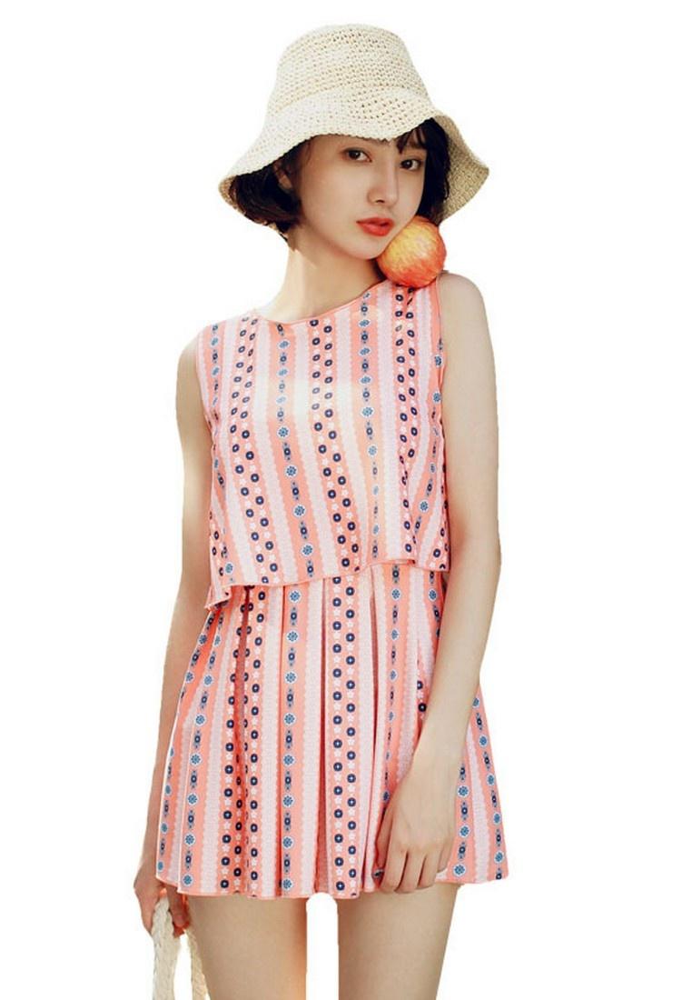 LYCKA Pink Lady Pink LVV88801 Swimwear Padded rxqnrZ5UX