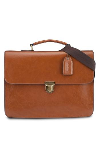 ALDO brown Dingwell Briefcase C6848AC556969EGS_1