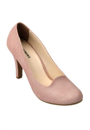 CLAYMORE pink High Heels Claymore B - 801 Salam CL635SH82CXHID_1