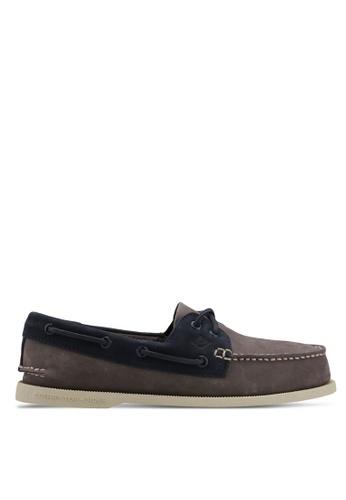 SPERRY multi A/O 2-Eye Washable Boat Shoes 2BA4BSHA57097CGS_1