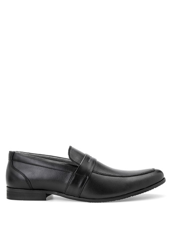 H2Ocean black Federico Formal Shoes H2527SH92KTFPH_1