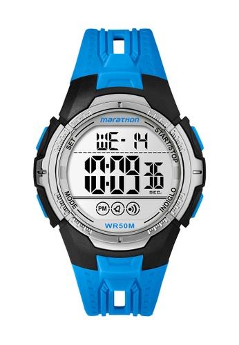 TIMEX blue Timex Marathon® - TW5M06900 TI205AC0RH8FMY_1