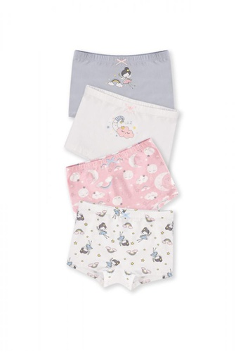 Meet My Feet multi Move Ella - Boyshorts Underwear for Girls 9D1D3KA022ED7EGS_1
