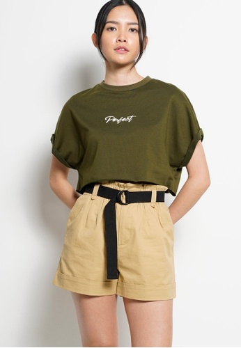 Fave Women Short Pants CBEC4AAC66C612GS_1