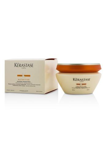 Kérastase KÉRASTASE - Nutritive Masque Magistral Fundamental Nutrition Masque (Severely Dried-Out Hair) 200ml/6.8oz 60E45BE598300EGS_1