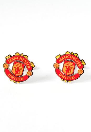 Splice Cufflinks Manchester United Cufflinks SP744AC85DMWSG_1