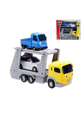 Tayo The Little Bus multi Original Tayo The Little Bus 4 Style Mini Cars Set 5 TYT118002 Carry Iracha Teach Korea Toys V.6 3C5FATH8F8CB41GS_1