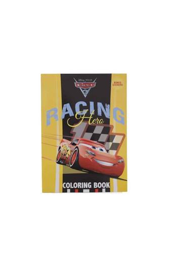 Disney yellow Disney Cars Coloring Book L (Racing Hero) 72084THF6C3596GS_1